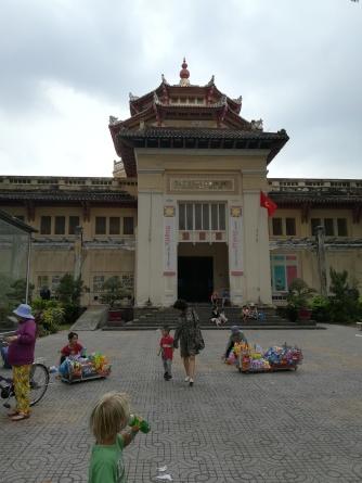 Saigon, historisches Museum