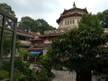 Saigon, Innenhof des Museums