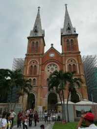 Saigon, Kathedrale