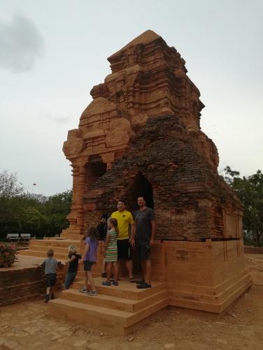 Phan Thiet, Cham-Tuerme