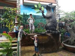 Buon Ma Thout, Civet Plantage