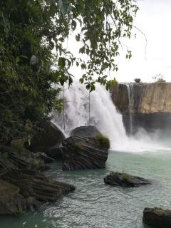 Dray Sap-Wasserfall