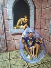 Da Nang, 3D-Museum, in der Blase