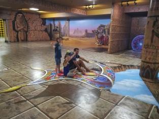 Da Nang, 3D-Museum, fliegender Teppich