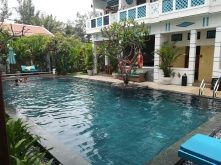 Pool des Beachside Boutique Resorts