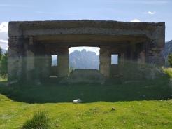 Altes Bunkergebäude