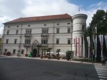 Schloss in Spittal