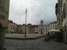 Gewitter über Udine