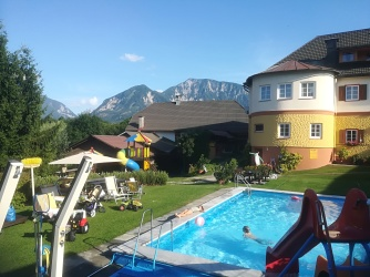 Paradies in der Pension Tischler