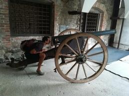 Kanonenrohr