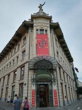 Judendstil-Kaufhaus