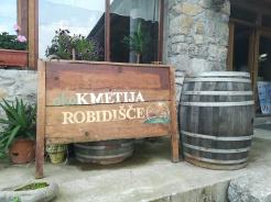Letzte Einkehr in Slowenien